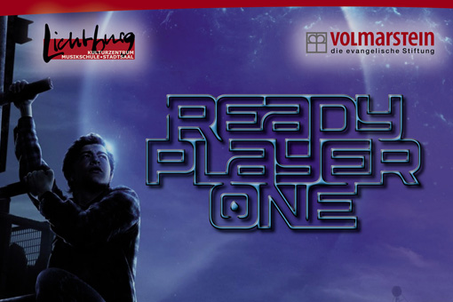 Ready Player One Plakat